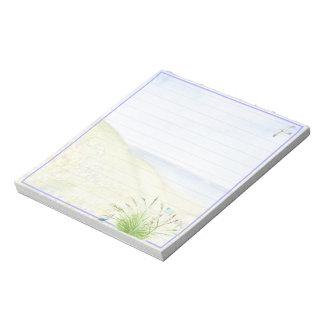 Seaside Notepad