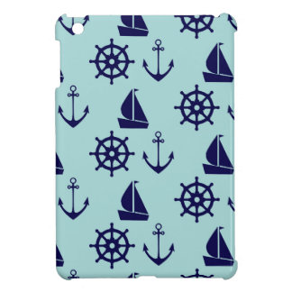 Seaside Pattern Cover For The iPad Mini