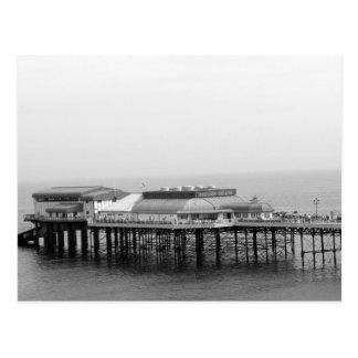 """""""Seaside Pier"""" Postcard"""