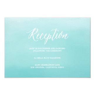 Seaside | Reception Enclosure Card