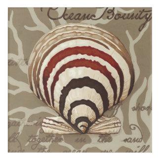 Seaside Sonnet II Acrylic Print