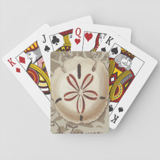 Seaside Sonnet III Playing Cards