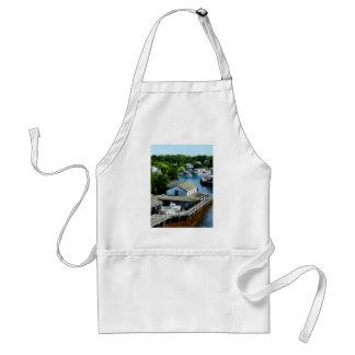 Seaside Town Standard Apron