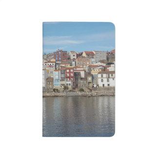 Seaside village notebook journals