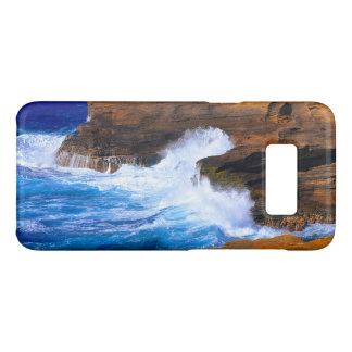 Seaside Wave Crash Case-Mate Samsung Galaxy S8 Case
