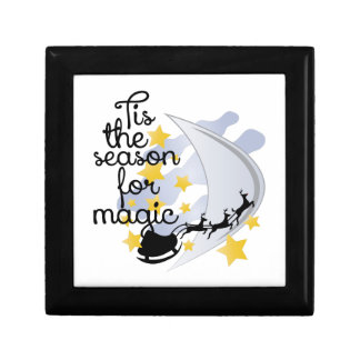 Season For Magic Gift Boxes