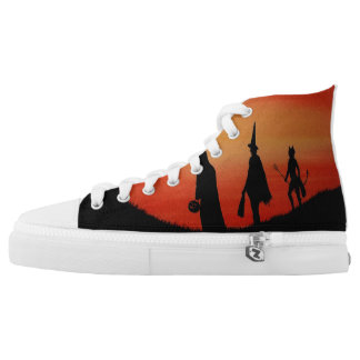 Season of the Witch Hi Top Shoes