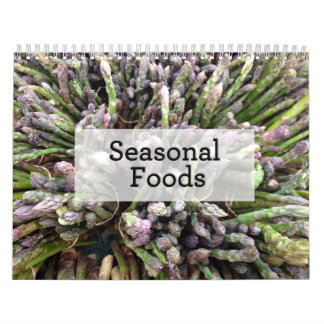 Seasonal Foods 2014 Calendar