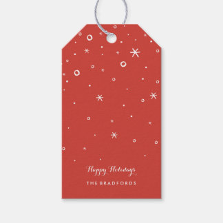 Seasonal Sparkle Holiday Gift Tags Pack Of Gift Tags