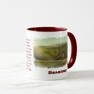 Seasoned Coffee Mug
