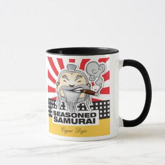 Seasoned Samurai Mug