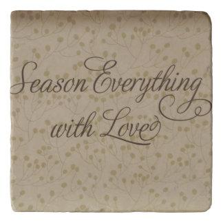 Seasoned with Love Trivet