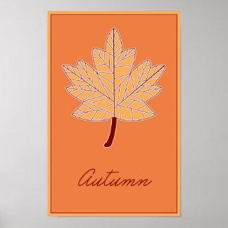 Seasons: Autumn Poster