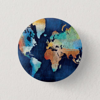 Seasons Change 1 Inch Round Button