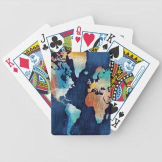 Seasons Change Bicycle Playing Cards