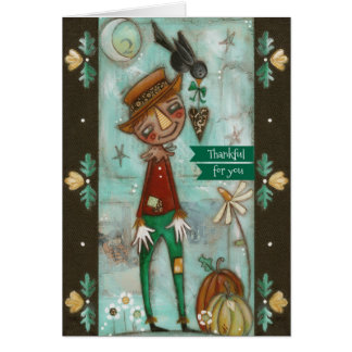 Seasons Change - Greeting Card