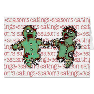 Season's Eatings Card