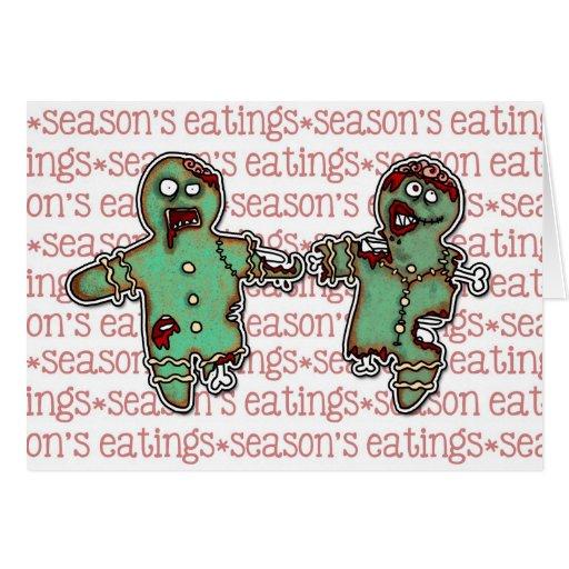 Season's Eatings Cards