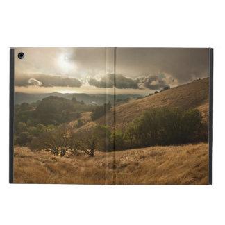Season's First Rain in Coastal California Cover For iPad Air