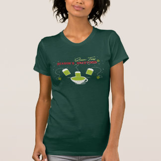 Season's Green Teas | Women's T-shirt