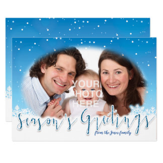 Season's Greetings Card