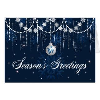 """Season's Greetings"" Card"