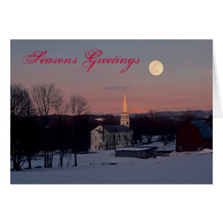 Seasons Greetings card #6