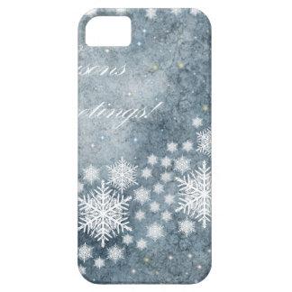 Seasons Greetings iPhone 5 Cover