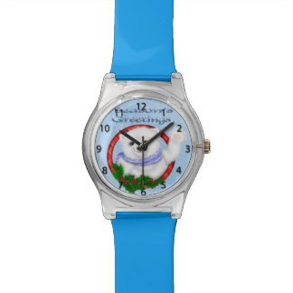 Season's Greetings Polar Bear Watch