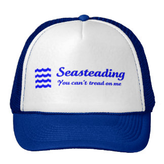 Seasteading Hat