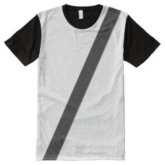 Seat Belt Gag All-Over-Print T-Shirt