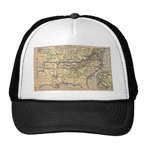 Seat of Civil War, 1861- 1865 Hat