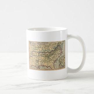 Seat of Civil War, 1861- 1865 Coffee Mug