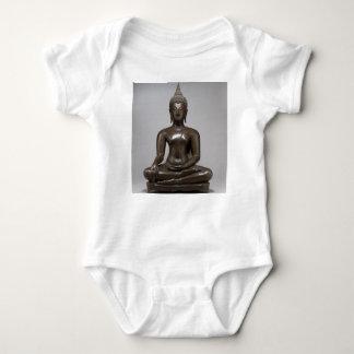Seated Buddha - 15th century Baby Bodysuit