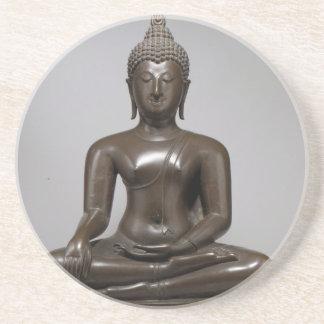 Seated Buddha - 15th century Coaster
