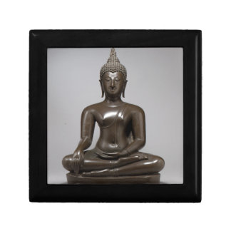Seated Buddha - 15th century Gift Box