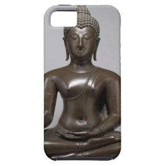 Seated Buddha - 15th century iPhone 5 Cases