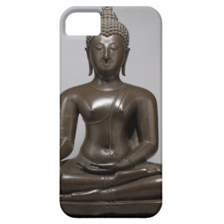 Seated Buddha - 15th century iPhone 5 Cover