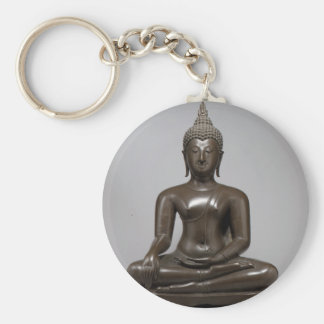 Seated Buddha - 15th century Keychain