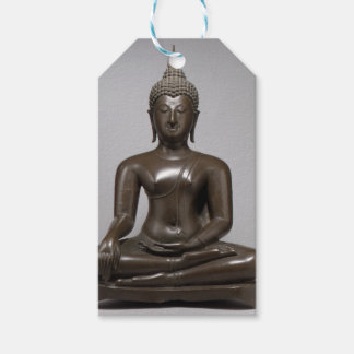 Seated Buddha - 15th century Pack Of Gift Tags