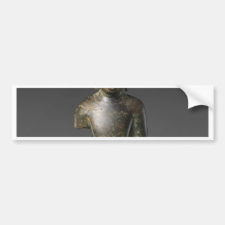 Seated Buddha - Pyu period Bumper Sticker