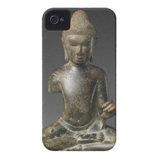 Seated Buddha - Pyu period iPhone 4 Cover