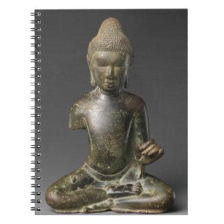 Seated Buddha - Pyu period Notebooks
