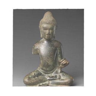 Seated Buddha - Pyu period Notepad