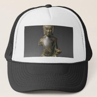 Seated Buddha - Pyu period Trucker Hat