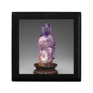 Seated Buddha - Qing dynasty (1644–1911) Gift Box