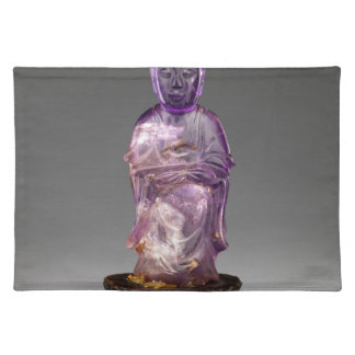 Seated Buddha - Qing dynasty (1644–1911) Placemat