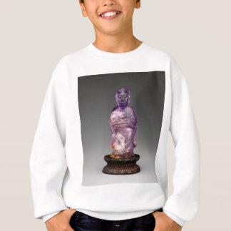 Seated Buddha - Qing dynasty (1644–1911) Sweatshirt