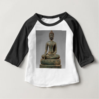 Seated Buddha - Thailand Baby T-Shirt