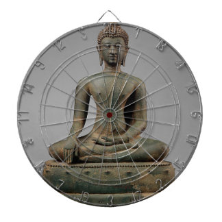 Seated Buddha - Thailand Dartboard